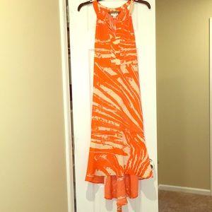 Charlie Jade Maternity Dress Tie Front or Back